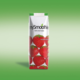 MySmoothie Strawberry 250ml