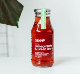Mangajo Pomegranate-Berry & Green Tea 250ml