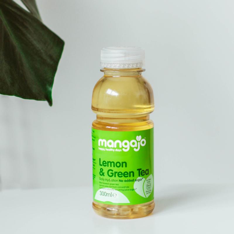 Mangajo Lemon & Green Tea 300ml PET