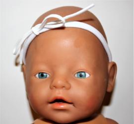 Haarband Irma wit