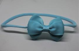 Haarband Erna blauw