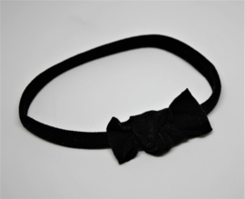 Haarband Rebekka zwart