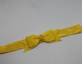 Haarband Sonja geel