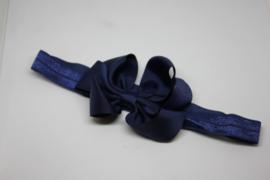 Haarband Rachel donkerblauw