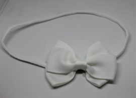 Haarband Erna wit
