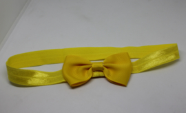 Haarband Deborah geel