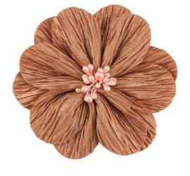 Bloem Lily 8cm oud roze