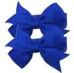 Strikje antislip Fenna kobalt blauw