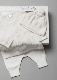 Babypakje 3-delig creme in cadeaudoos