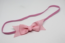 Haarband Jenny roze