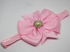 Haarband Jeanine roze