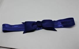 Haarband Sonja kobalt blauw