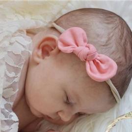 Haarband Fleur roze