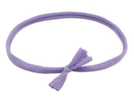 Haarband Norah paars / lila