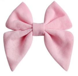 Strik tricot roze