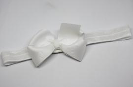 Haarband Merel wit