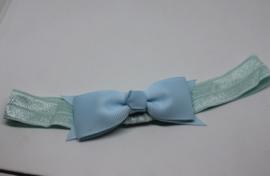 Haarband Sonja lichtblauw