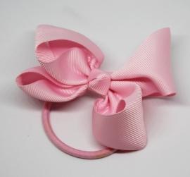 Haarelastiek Jasmine roze