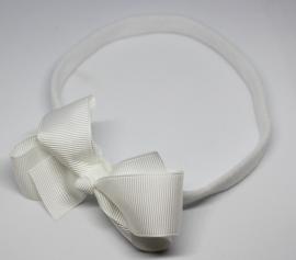 Haarband Elise wit