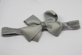 Haarband Merel grijs
