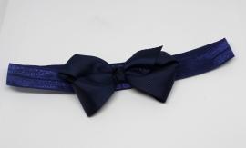 Haarband Merel donkerblauw