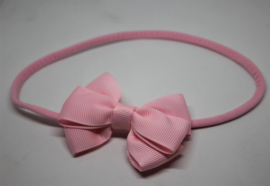 Haarband Erna roze