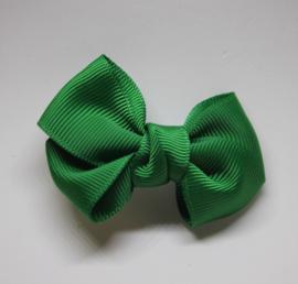 Strik Madelon donker groen