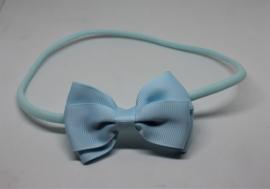Haarband Erna lichtblauw