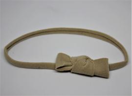 Haarband Rebekka camel/taupe