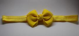 Haarband Madelon geel