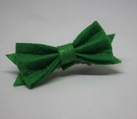 Strik Marjolein vilt 5cm groen