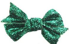 Strik Fieke glitter groen