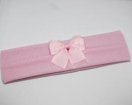 Haarband Willemieke roze