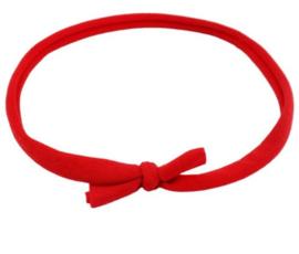 Haarband Norah rood