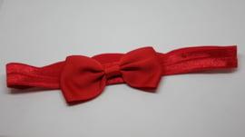 Haarband Deborah rood