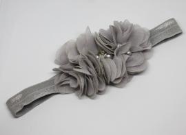 Haarband Lonneke grijs