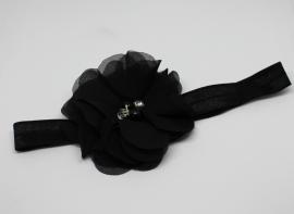 Haarband Liv zwart