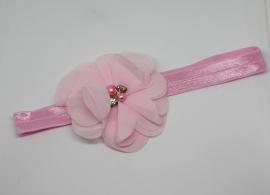 Haarband Liv roze