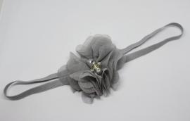 Haarband Jelline grijs