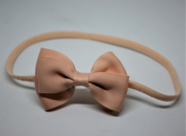 Haarband Erna zalm