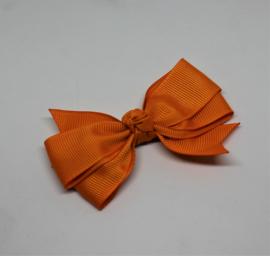 Strik op clip oranje