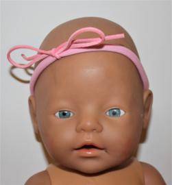 Haarband Irma roze