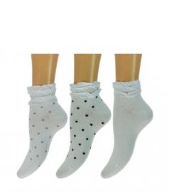 Set met 3 paar sokken van Teckel