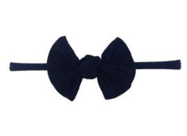 Haarband Milou donkerblauw