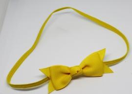 Haarband Jenny geel