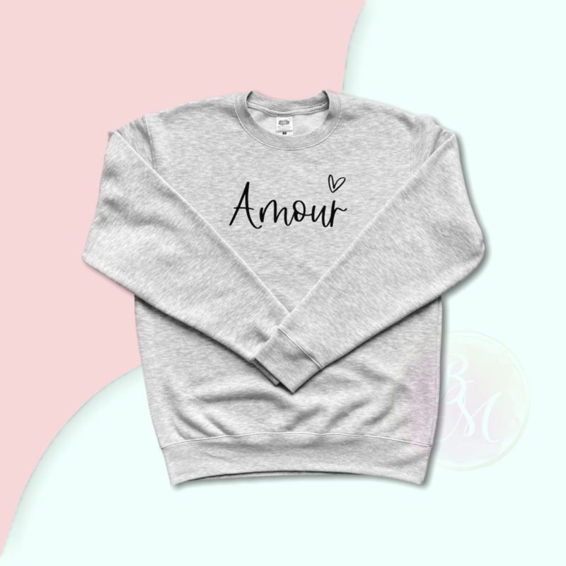 Sweater Amour