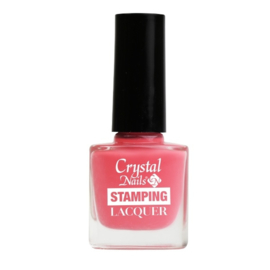CN Stamping Laquer Pink