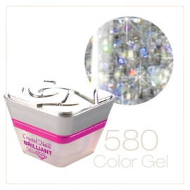 CN Multi Glitter Color Gel 580