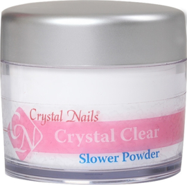 CN Slower Powder Crystal Clear 140ml ( 100 gr )