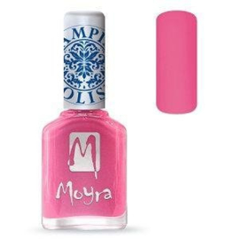 Moyra Stamping Nail Polish Pink 12ml sp01